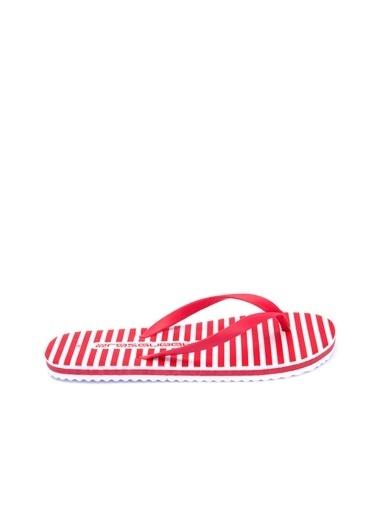 Slazenger Slazenger OKRA Kadın Terlik   Sarı Kırmızı